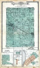 Jackson Township, Summit, Utica, Selma, Van Buren County 1918